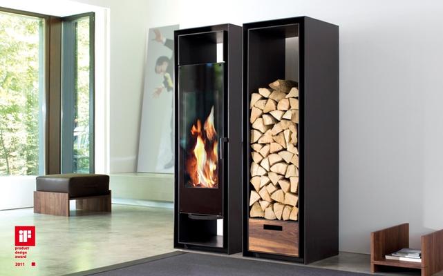 Ready Made Fireplaces : Ready made fireplace skantherm gate kaminat