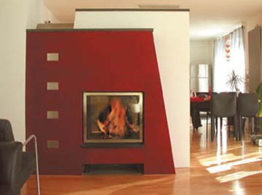 kaminas damik spartherm varia fdh 4s 3s 12kaminat. Black Bedroom Furniture Sets. Home Design Ideas