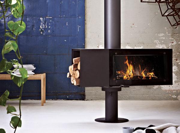 Ready - Made Fireplace Skantherm Turn - 12kaminat