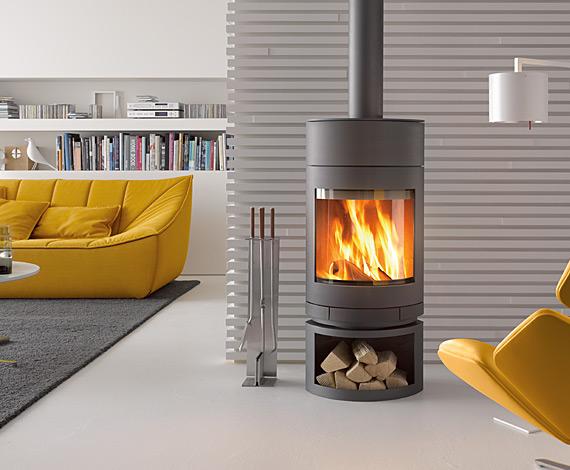 Ready Made Fireplaces : Ready made fireplace skantherm emotion kaminat