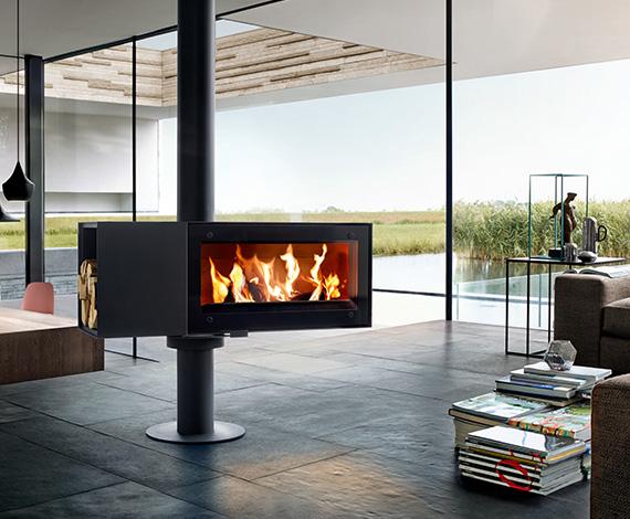 Ready Made Fireplaces : Ready made fireplace skantherm turn kaminat