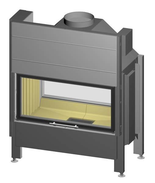 kaminas damik spartherm varia a fdh 4s 3s 12kaminat. Black Bedroom Furniture Sets. Home Design Ideas