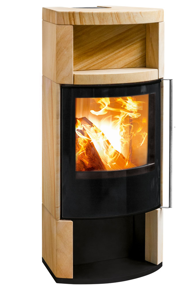 Ready Made Fireplaces : Ready made fireplace spartherm moro kaminat