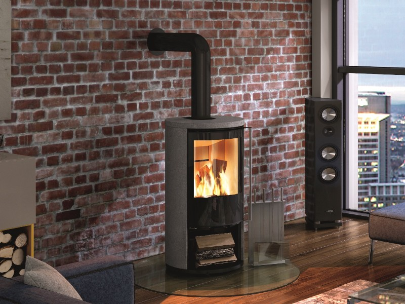 Ready Made Fireplaces : Ready made fireplace spartherm noto kaminat